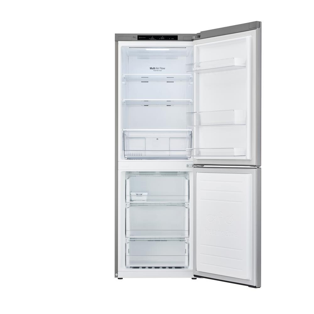 11 cu. ft. Built-in Bottom Freezer Refrigerator in Stainless Steel