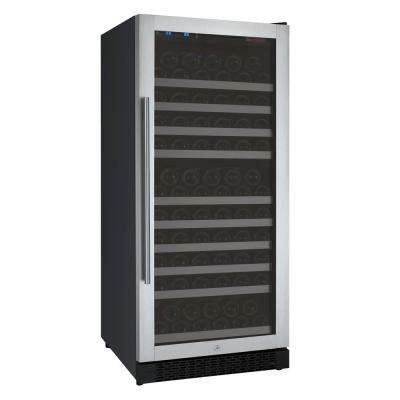 FlexCount Series 128-Bottle Single Zone Wine Cellar