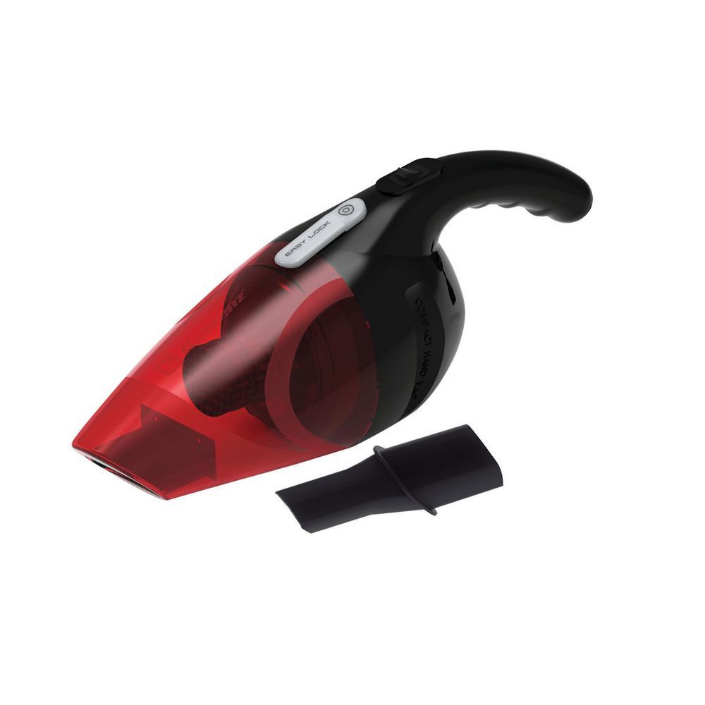 Corded 12-Volt Handheld Vacuum