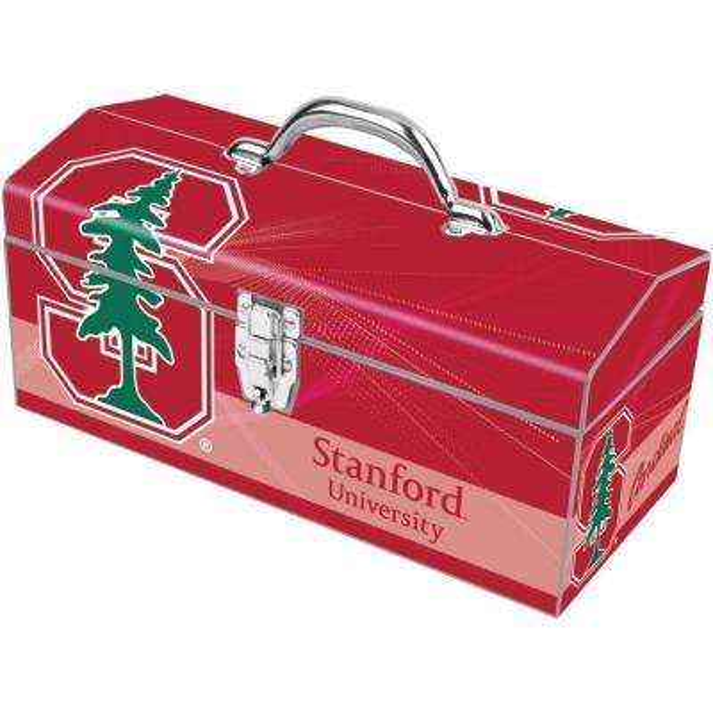 16 in. Stanford University Art Tool Box