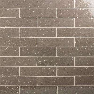Rhythmic Creek 2 in. x 9 in. 12mm Glazed Clay Subway Tile (30-piece 4.63 sq. ft. / box)