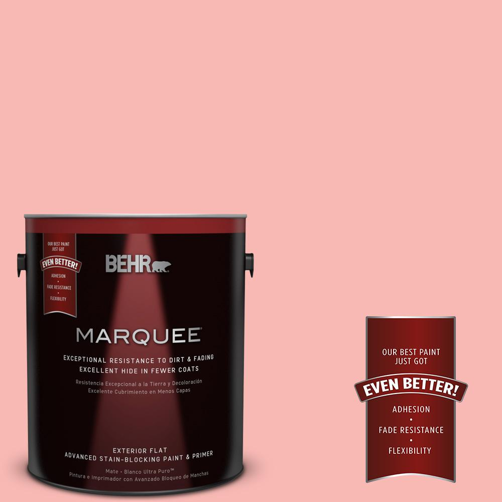 1-gal. #150A-3 Mixed Fruit Flat Exterior Paint
