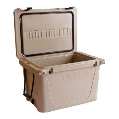 Ranger Series 65 Qt. Chest Cooler in Tan