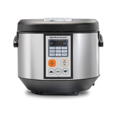 4.5 Qt. Stainless Steel Digital Multi Slow Cooker