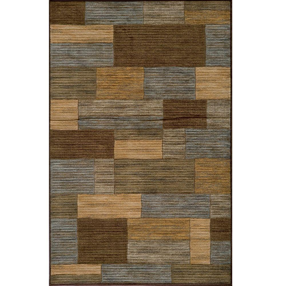 This Review Is From Marvelous Brown 3 Ft 11 In X 5 7 Indoor Area Rug