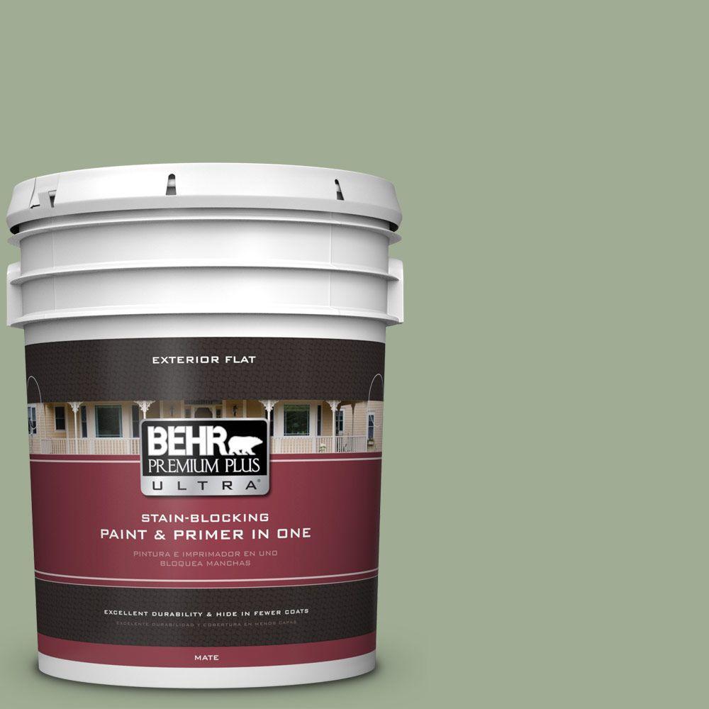 behr premium plus ultra 5 gal s390 4 roof top garden flat - Top Behr Paint Colors