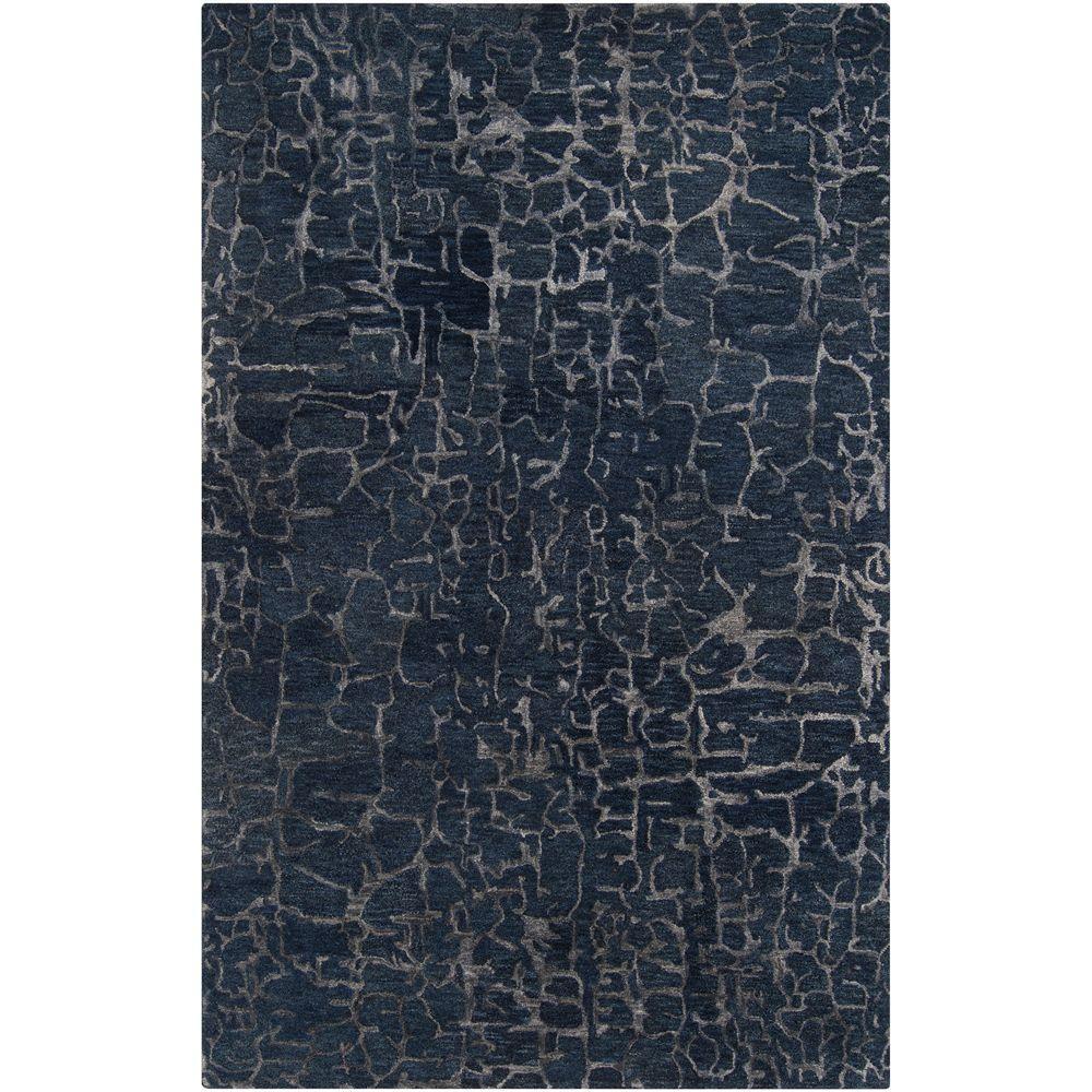 Artistic Weavers Preston3 Sapphire Blue 5 ft. x 8 ft. Area Rug