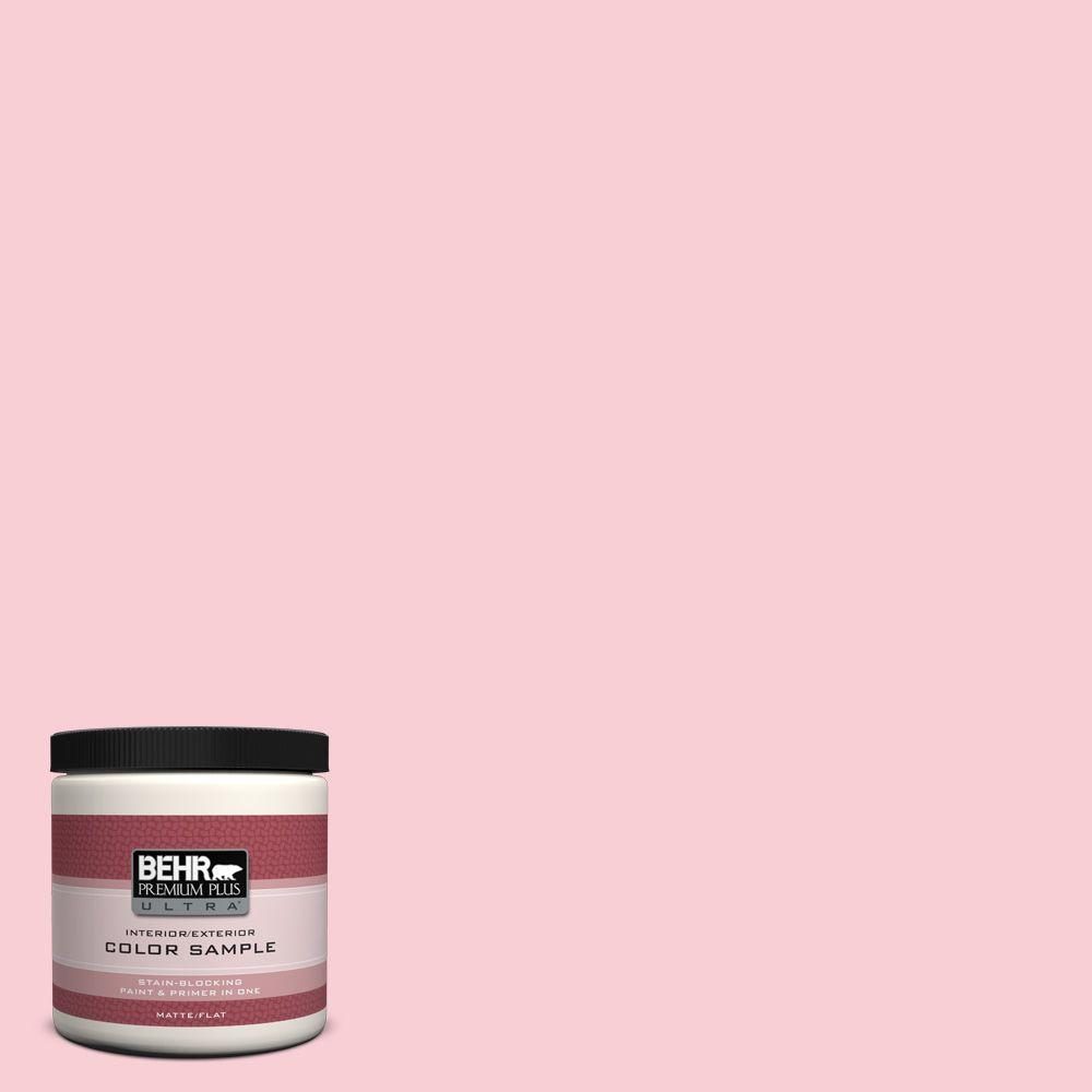 130a 2 Fading Rose Matte Interior Exterior Paint And Primer In One Sample