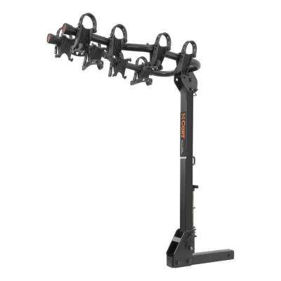 Premium Hitch Mounted Bike Rack