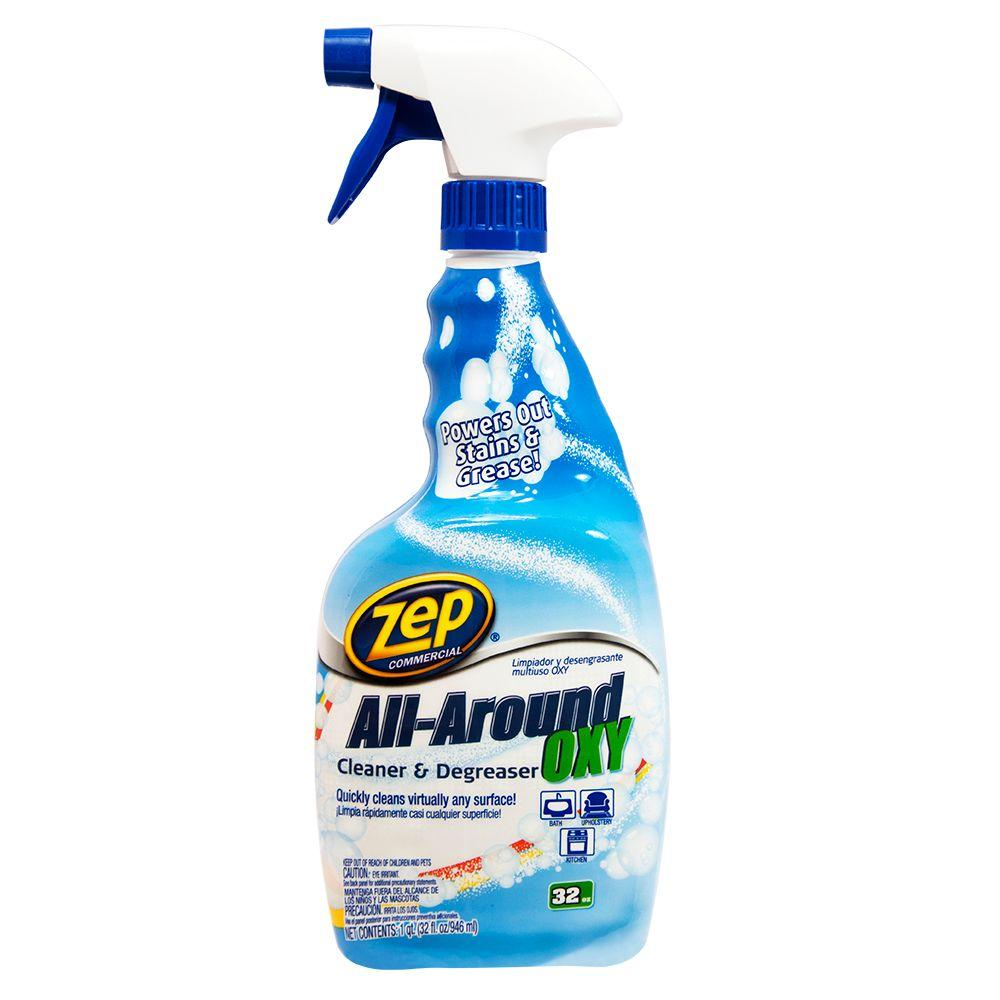 ZEP 32 oz. All-Around Oxy Cleaner and Degreaser-ZUAOCD32 - The ...