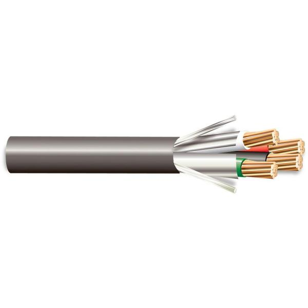 Cerrowire 500 Ft 18 4 Security Alarm Cable 225 1004j The Home Depot