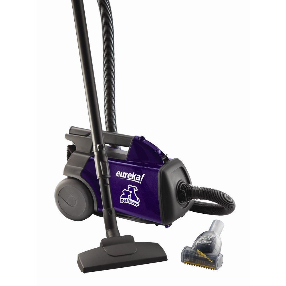 Eureka Pet Lover Canister Vacuum Cleaner