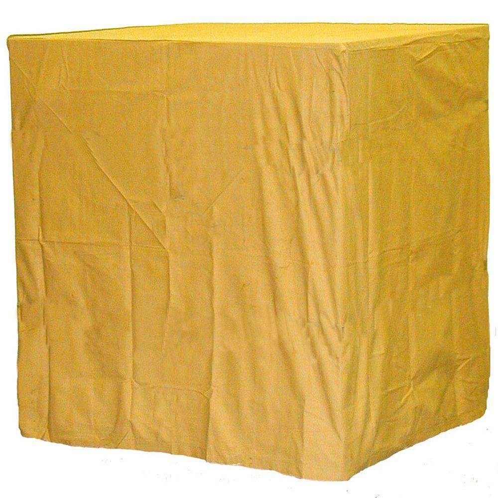 Weatherguard 28 in. x 28 in. x 29 in. Evaporative Cooler Side Draft Canvas Cover