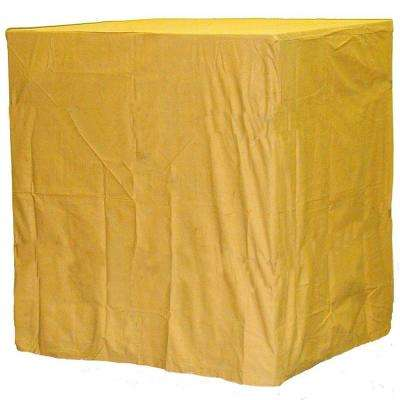 42 in. x 43 in. x 28 in. Evaporative Cooler Side Draft Canvas Cover