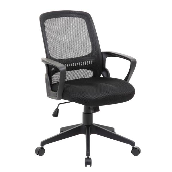 Undefined Black Mesh Task Chair