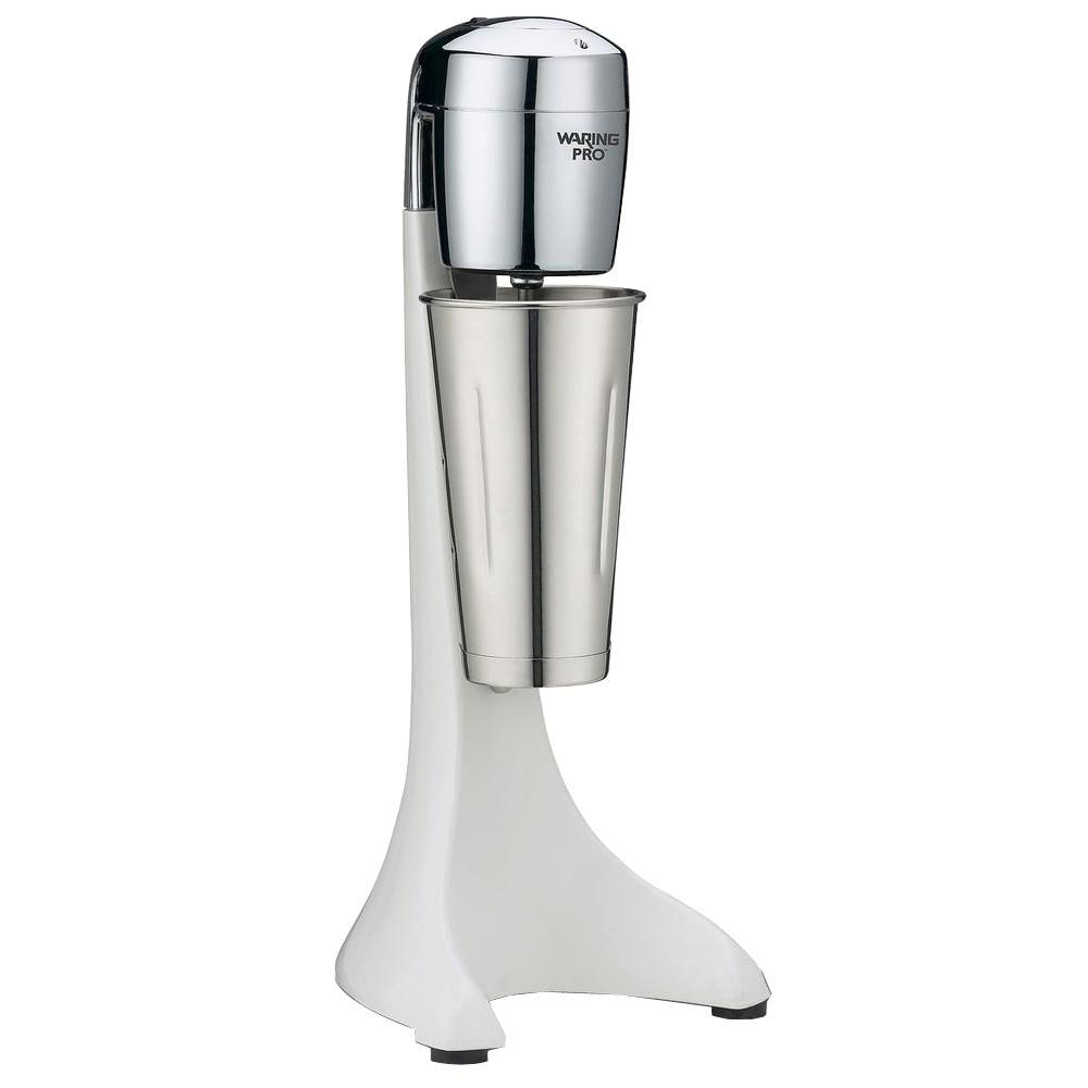 Waring Pro Professional 24 oz. Drink Mixer in White