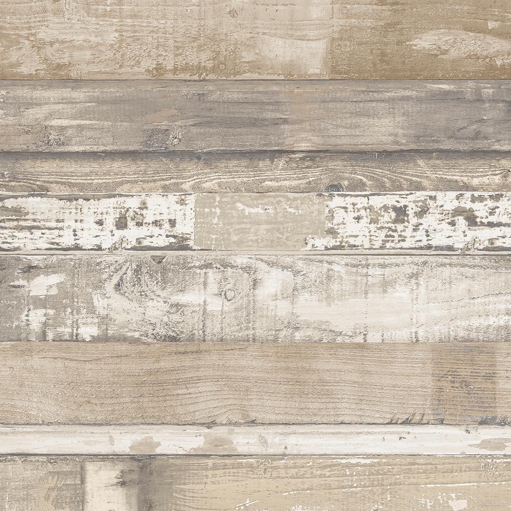 Norwall Beachwood Wallpaper Fh37556 The Home Depot