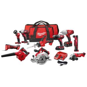 Deals on Milwaukee Power Tools and Accessories On Sale from $89.97