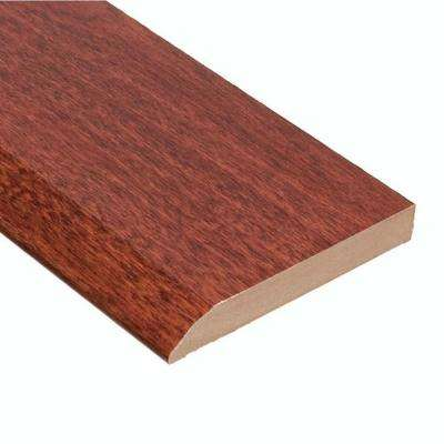 Maple Modena 1/2 in. Thick x 3-1/2 in. Wide x 94 in. Length Hardwood Wall Base Molding