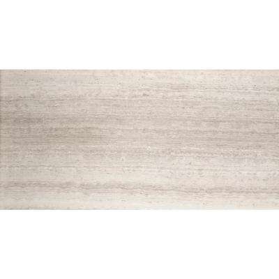 Marble Cream Honed 12.01 in. x 24.02 in. Limestone Floor and Wall Tile