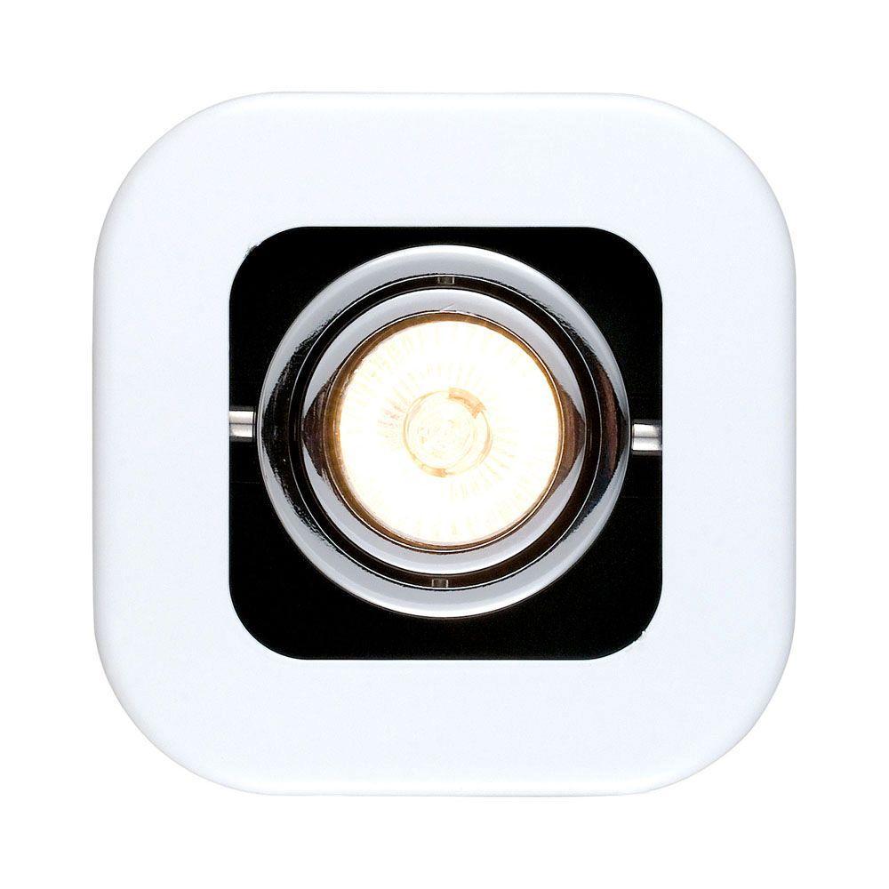 Toreno 1 1-Light White Track Lighting
