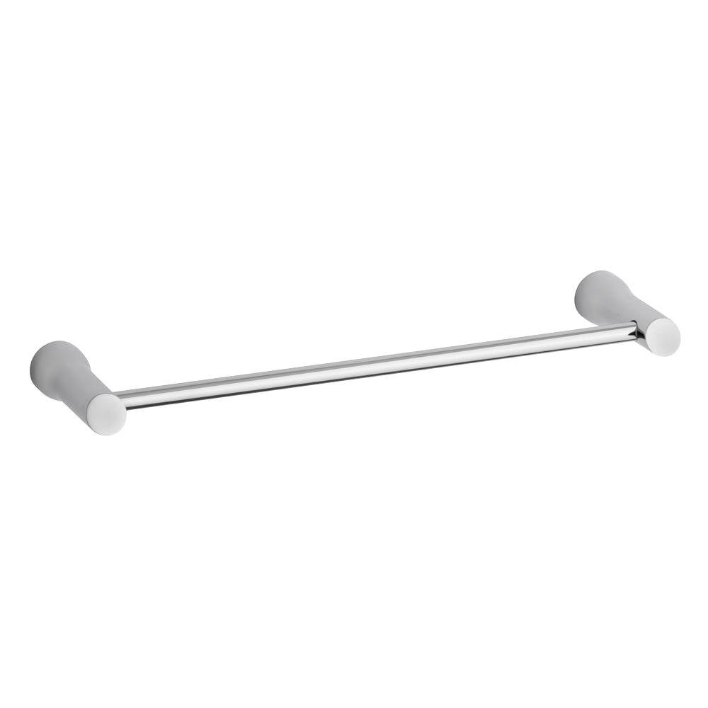 Toobi 18 in. Towel Bar in Polished Chrome