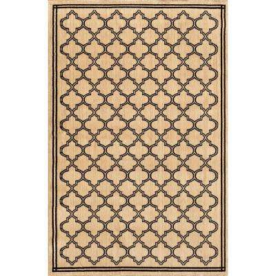 Stratford Garden Gate Ivory 5 ft. x 7 ft. 7 in. Area Rug