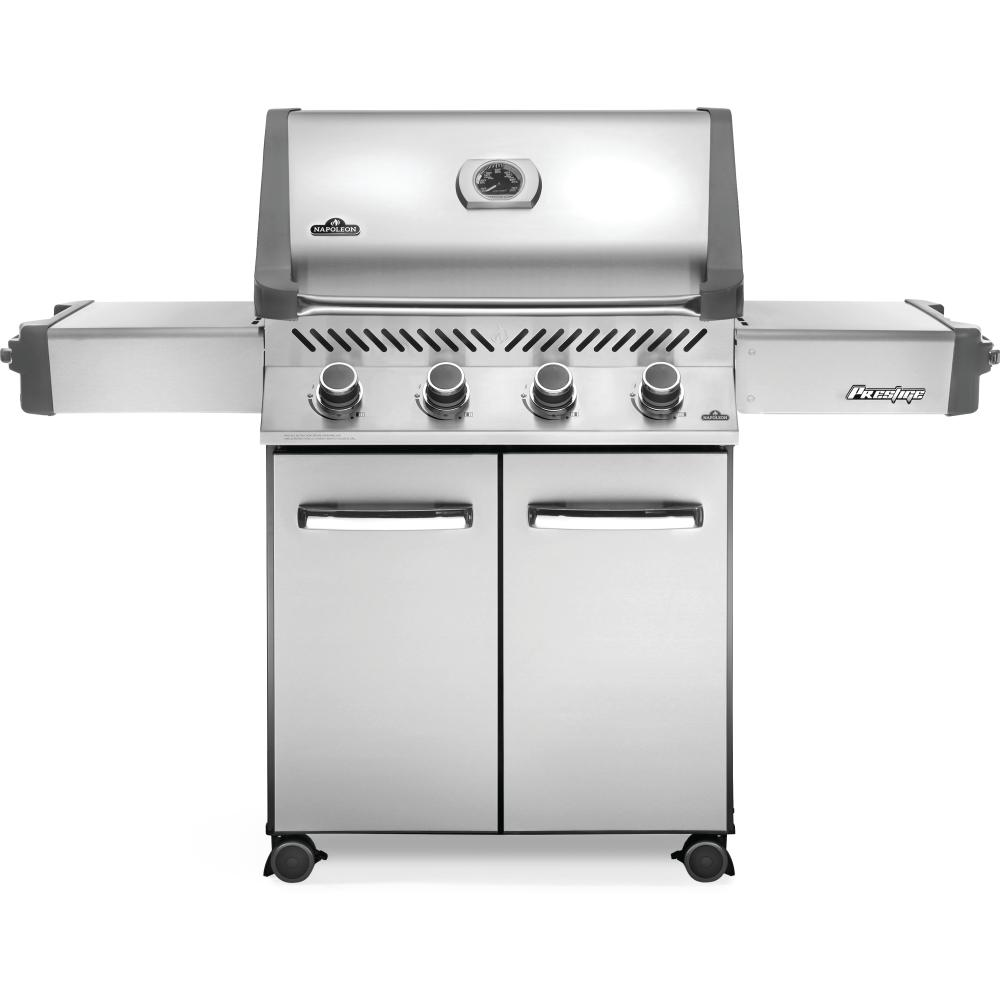 NAPOLEON Prestige 500 Natural Gas Grill in Stainless Steel