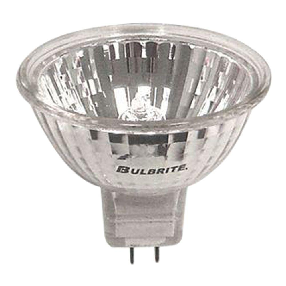Bulbrite 20-Watt Halogen MR16 Light Bulb (10-Pack)