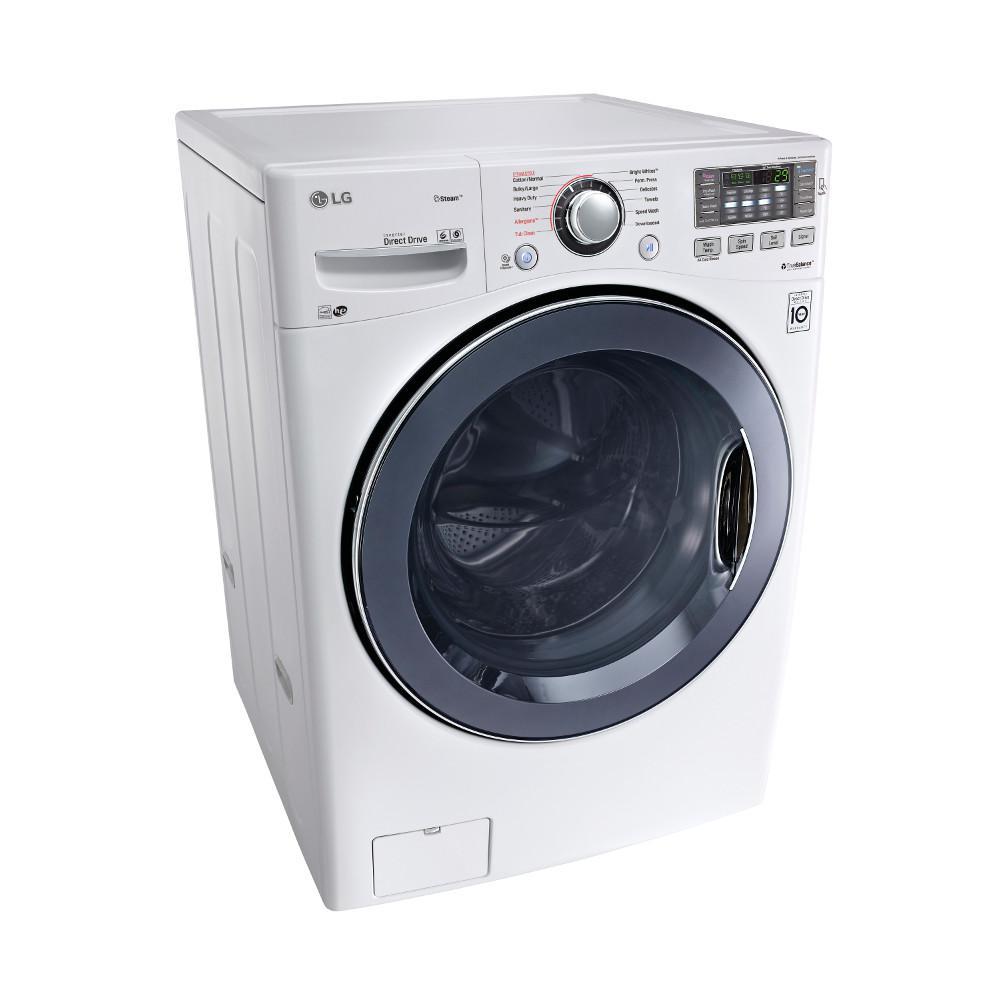 11 lg electronics 45 cu ft front load washer