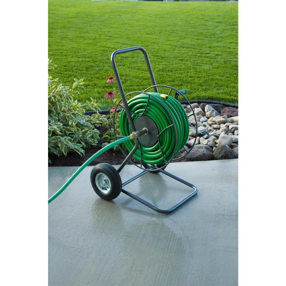 Yard Butler 2 Wheeled Hose Reel Cart by Yard Butler