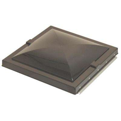 Replacement Roof Vent Cover for Old Style 20000 Series in Smoke