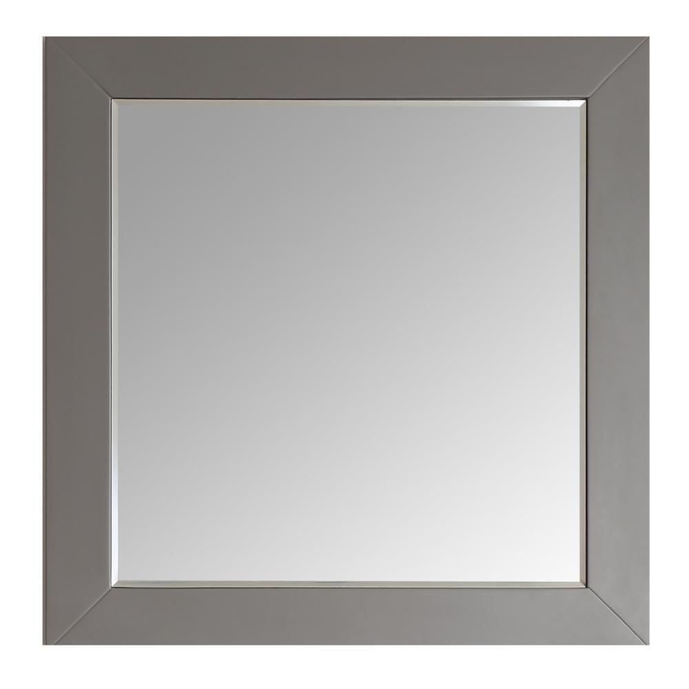 eviva aberdeen 36 in w x 30 in h framed wall mounted vanity rh homedepot com