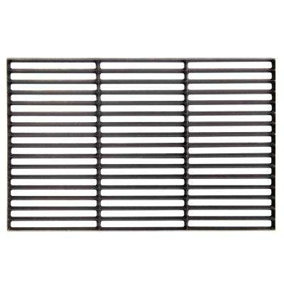 12.5 Inch Cast Iron Grill Grate - Fits All Wood Pellet Grills and Smokers