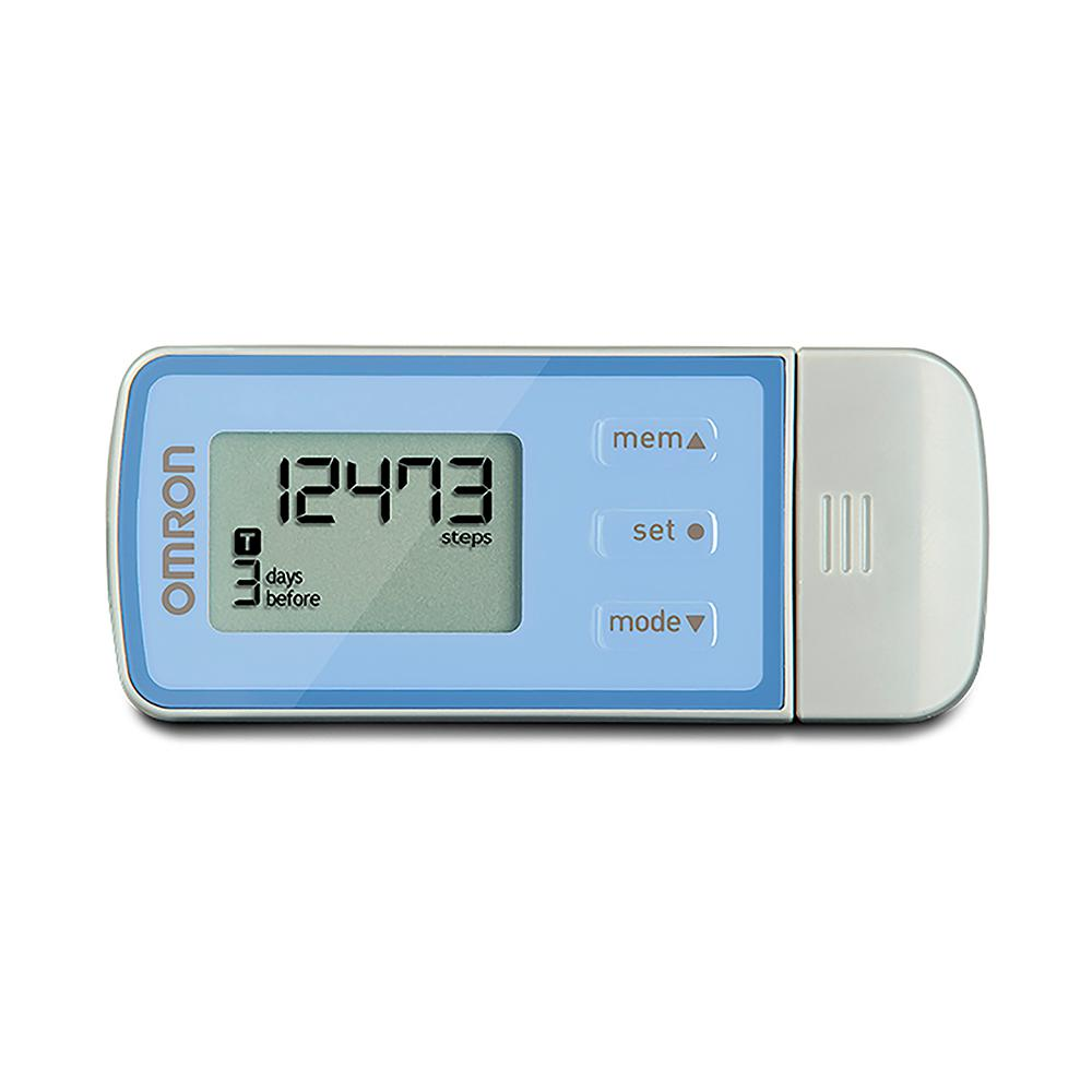 OMRON Alvita USB Pedometer with 4-Activity Modes and Web ...