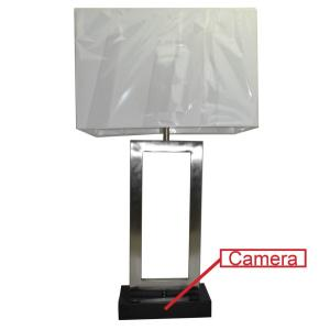 Lamp with Hidden Camera and free 128gb MicroSD Card