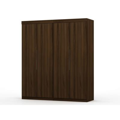 Ramsey 2.0 Brown Wardrobe Closet (Set of 2)