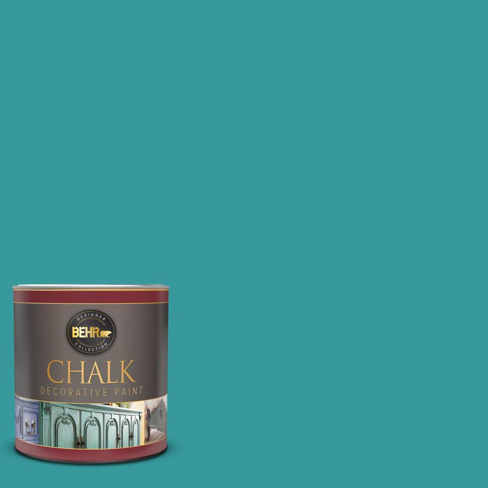 BEHR 1 qt. #BCP31 Wave Interior Chalk Decorative Paint