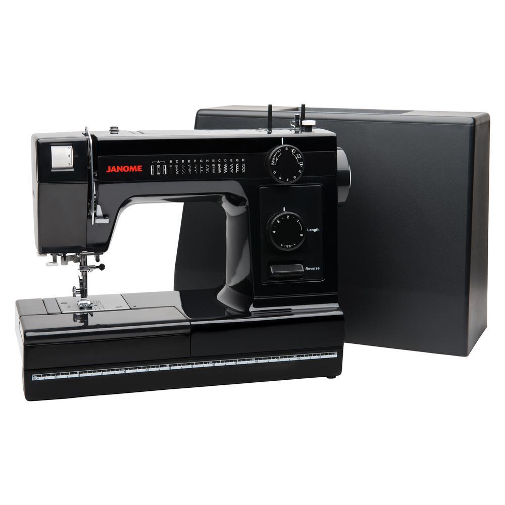HD1000 Black Edition 14-Stitch Industrial-Grade Sewing Machine