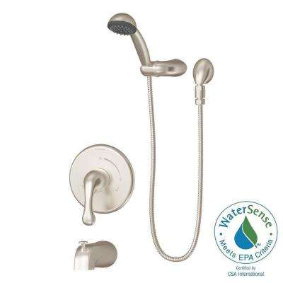 Unity 1-Spray Hand Shower in Satin Nickel