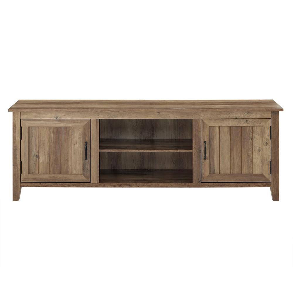 Walker Edison 70 In Modern Farmhouse Entertainment Center Tv Stand