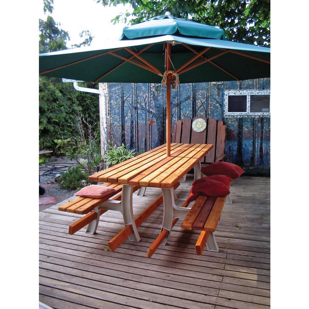 Remarkable 2 X 4 Basics Flip Top Bench Table Sand Dailytribune Chair Design For Home Dailytribuneorg