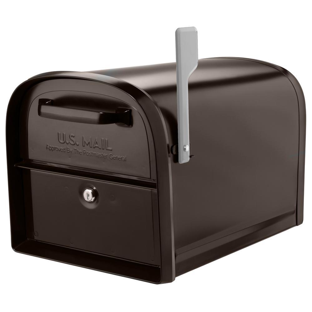 Baldwin 0012 Letter Box Plate Oil Rubbed Bronze 0012 102