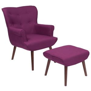 Prime Carnegy Avenue Purple Fabric Arm Chair Cga Qy 226166 Pu Hd Gamerscity Chair Design For Home Gamerscityorg