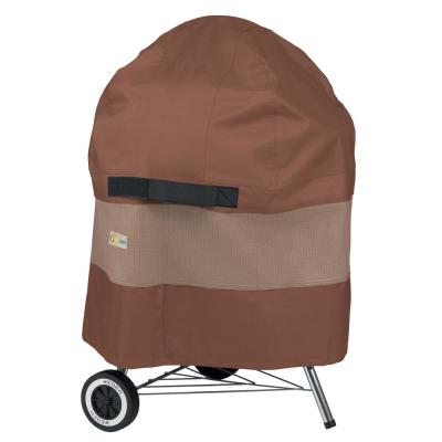 Ultimate 26 in. L x 36 in. W x 36 in. H Kettle Grill Cover