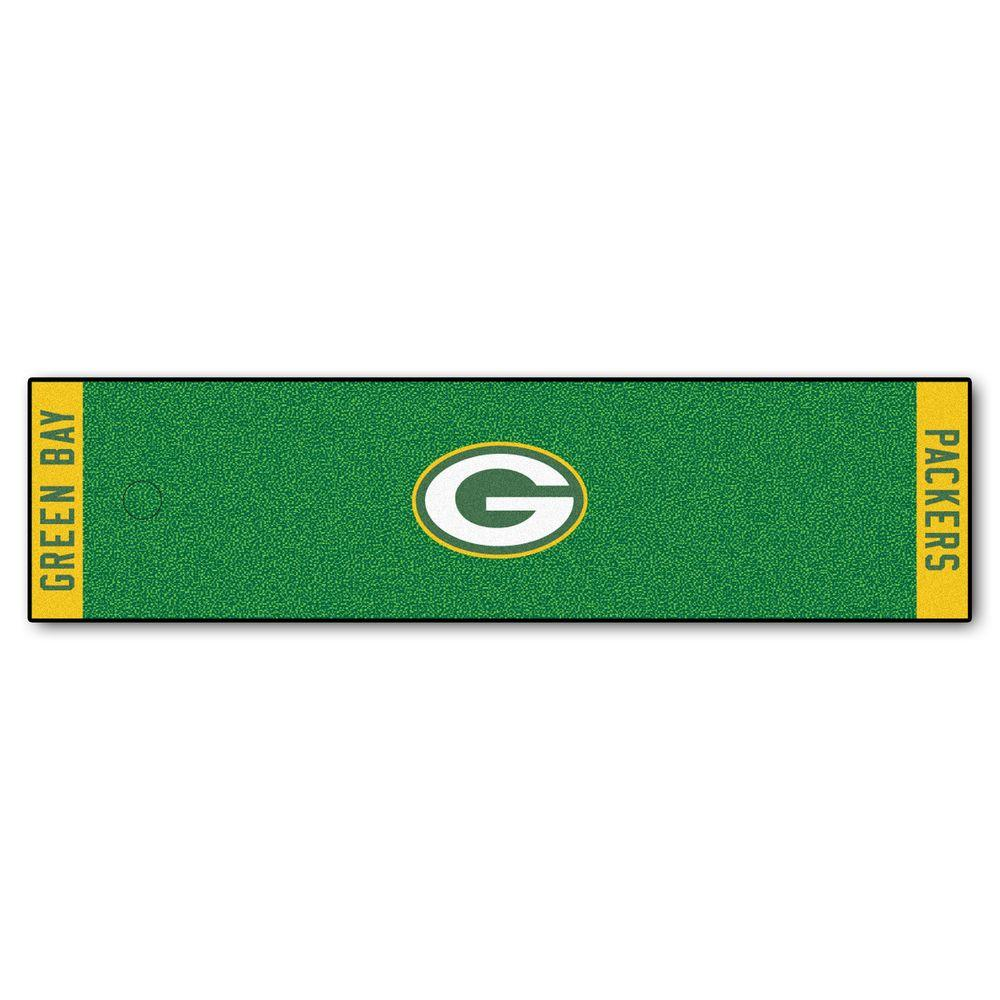 Fanmats Nfl Green Bay Packers 1 Ft 6 In X 6 Ft Indoor 1