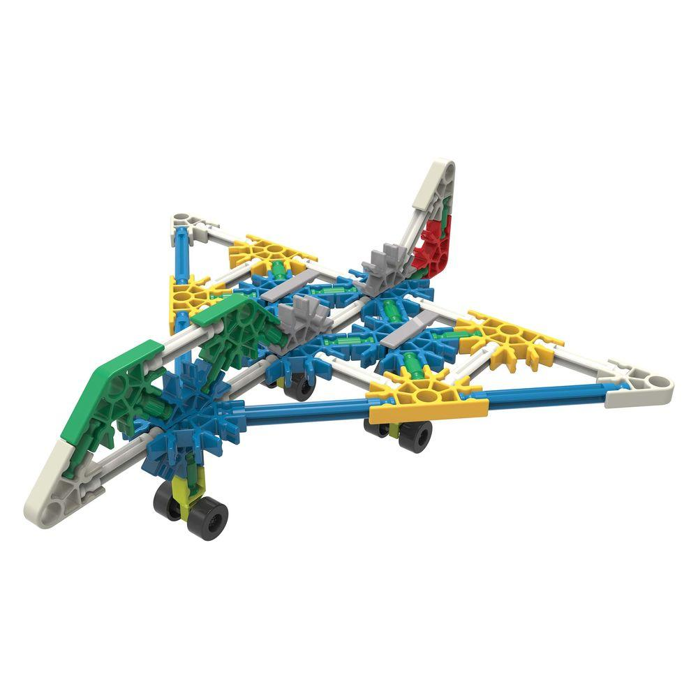 K'NEX Plane Building Set (67-Piece)