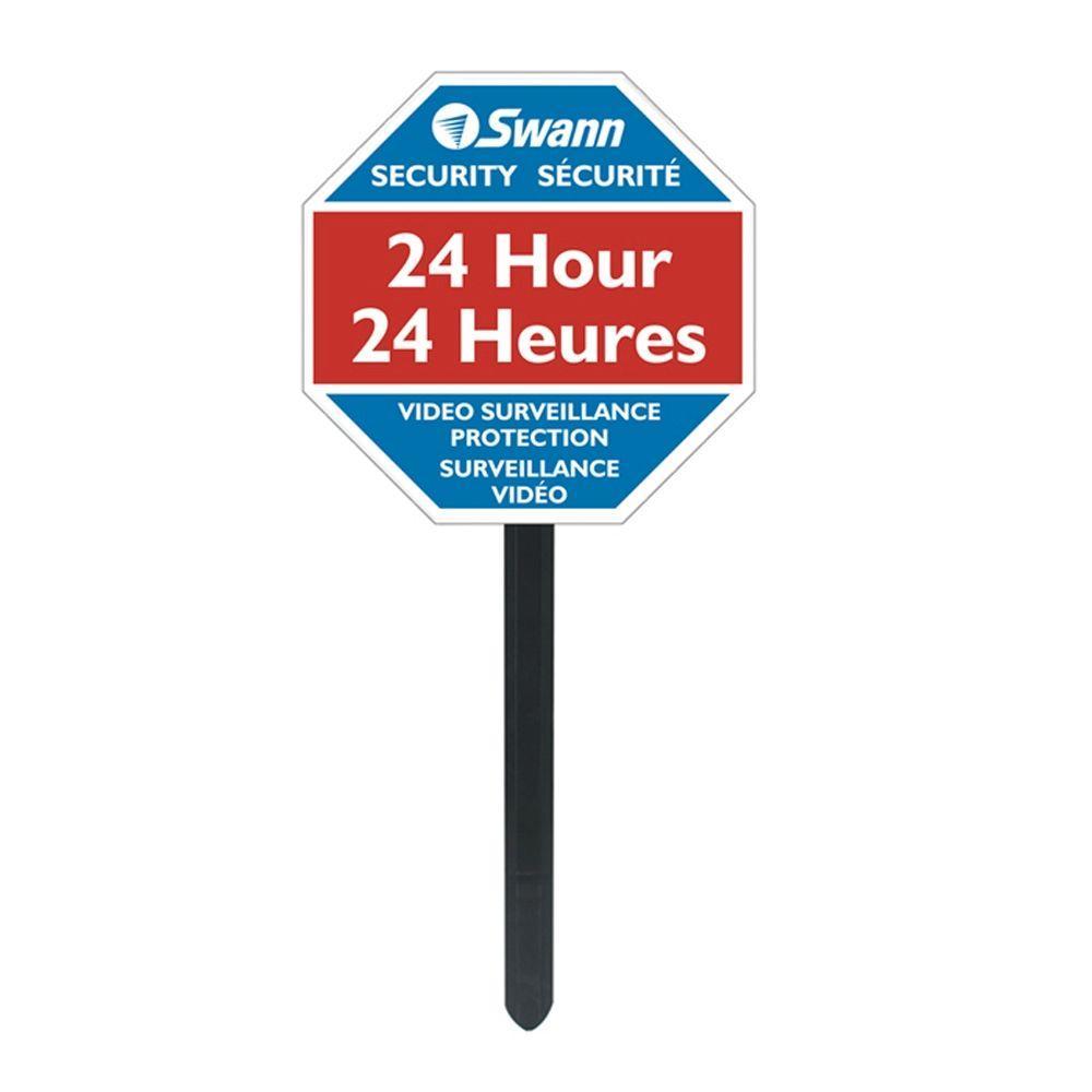 Swann YSS Security Yard Stake Sign