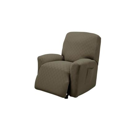 Sage Newport Recliner Stretch Slipcover