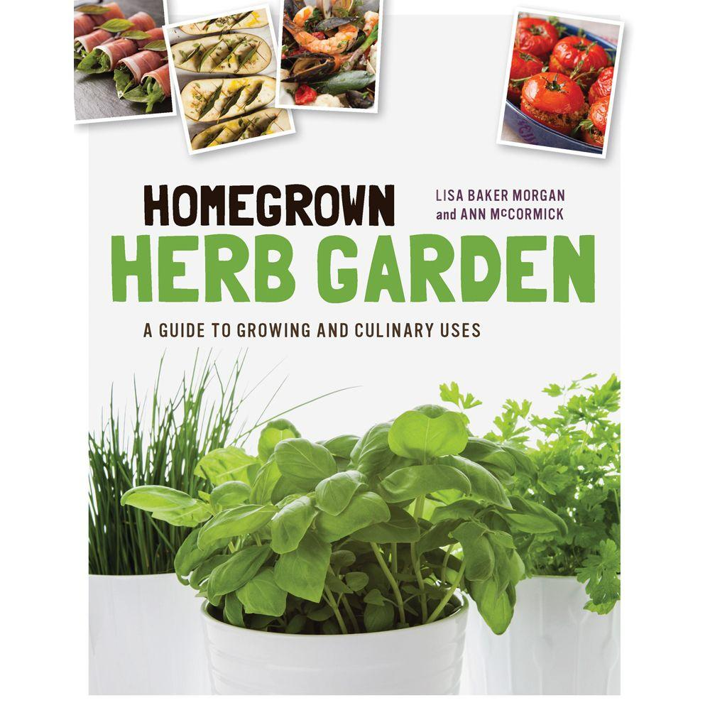 null Homegrown Herb Garden: A Guide to Growing and Culinary Uses